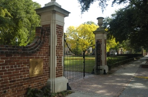USC Horseshoe, one of the most beautiful spots of any university in the United States